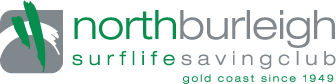 North Burleigh Surf Life Saving Club Logo